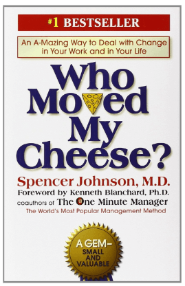 Book Review of Who Moved My Cheese