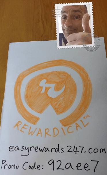 Get 25 free Rewardicals!