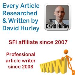 David Hurley, SFI affiliate since 2007.