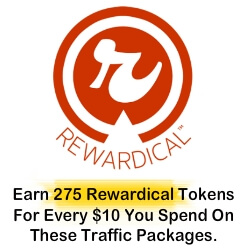 rewardical tokens