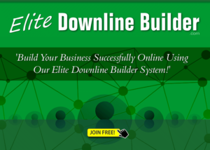 EliteDownlineBuilder is one of the best online affiliate business opportunities